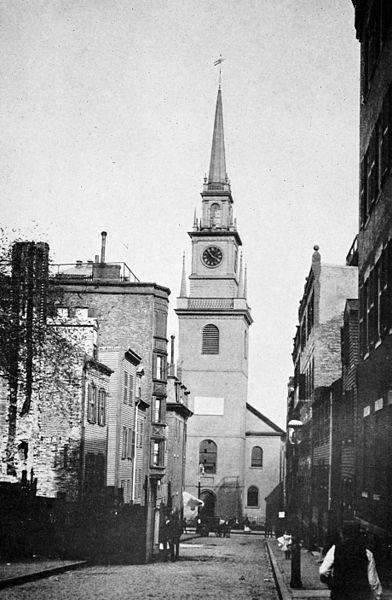 File:Collier's 1921 Old North Church - Boston Massachusetts.jpg