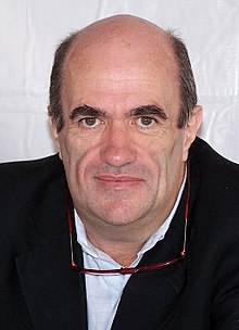 Tóibín at the 2006 Texas Book Festival