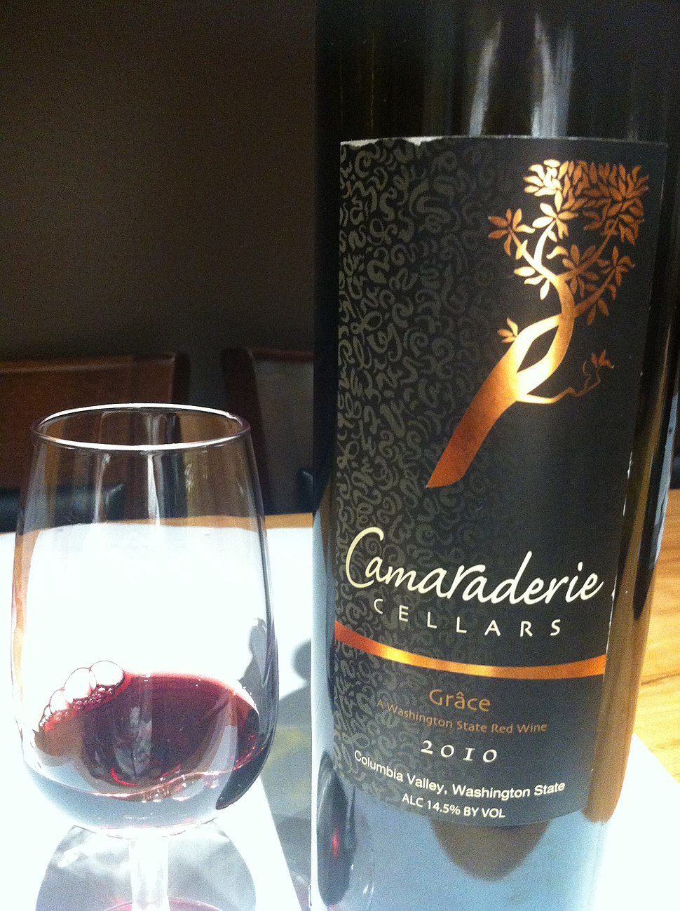 Columbia valley red blend