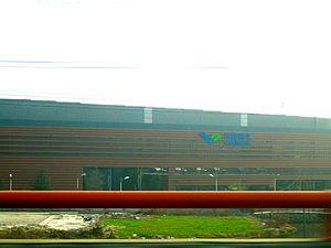 Comac - COMAC factory