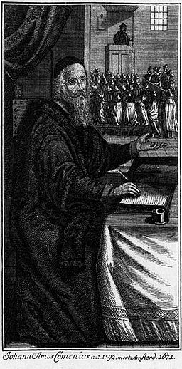 Comenius Johann Amos