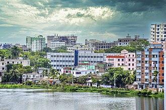 Comilla - Image: Comilla City (4) 01