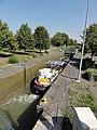 Commercy (Meuse) Canal de l'Est écluse (01).JPG