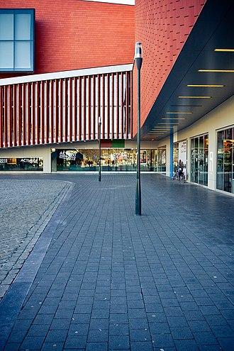 Concertgebouw, Bruges - Image: Concertgebouw toerisme