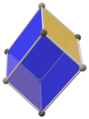 Concertina tesseract cell; rhombic prism, upper.png
