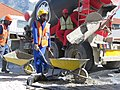 Concrete wheelbarrows to upgrade a petrol station under table mountain IMG 7527.jpg