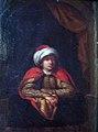 Constantijn Netscher - A Young Turk - KMSsp670 - Statens Museum for Kunst.jpg