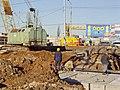 """Constructing of the station """"23 Serpnia"""" (08).jpg"""