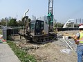 Construction drilling machines NW corner of Sherbourne and Queen's Quay, 2015 09 01 (2).JPG - panoramio.jpg