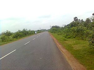 State Highway 4 (West Bengal) - Contai Mecheda Road, part of SH 4