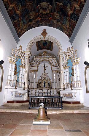 São Cristóvão - Church in São Cristóvão
