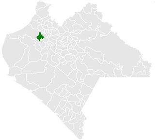 Copainalá Municipality in Chiapas, Mexico