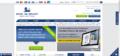 Copie d'écran de la page d'accueil de Banc De Binary, août 2013.png