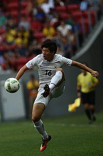 Kwon Chang-hoon South Korean footballer