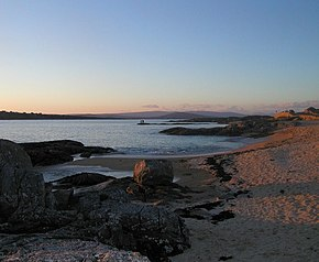 Coral Beach, An Cheathru Rua Theas, Co Galway - geograph.org.uk - 338088.jpg