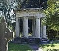 Corcoran Mausoleum - Oak Hill Cemetery - 2013-09-04.jpg