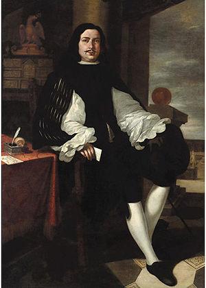 Cornelis Schut III - Portrait of Juan Bautista Priaroggia