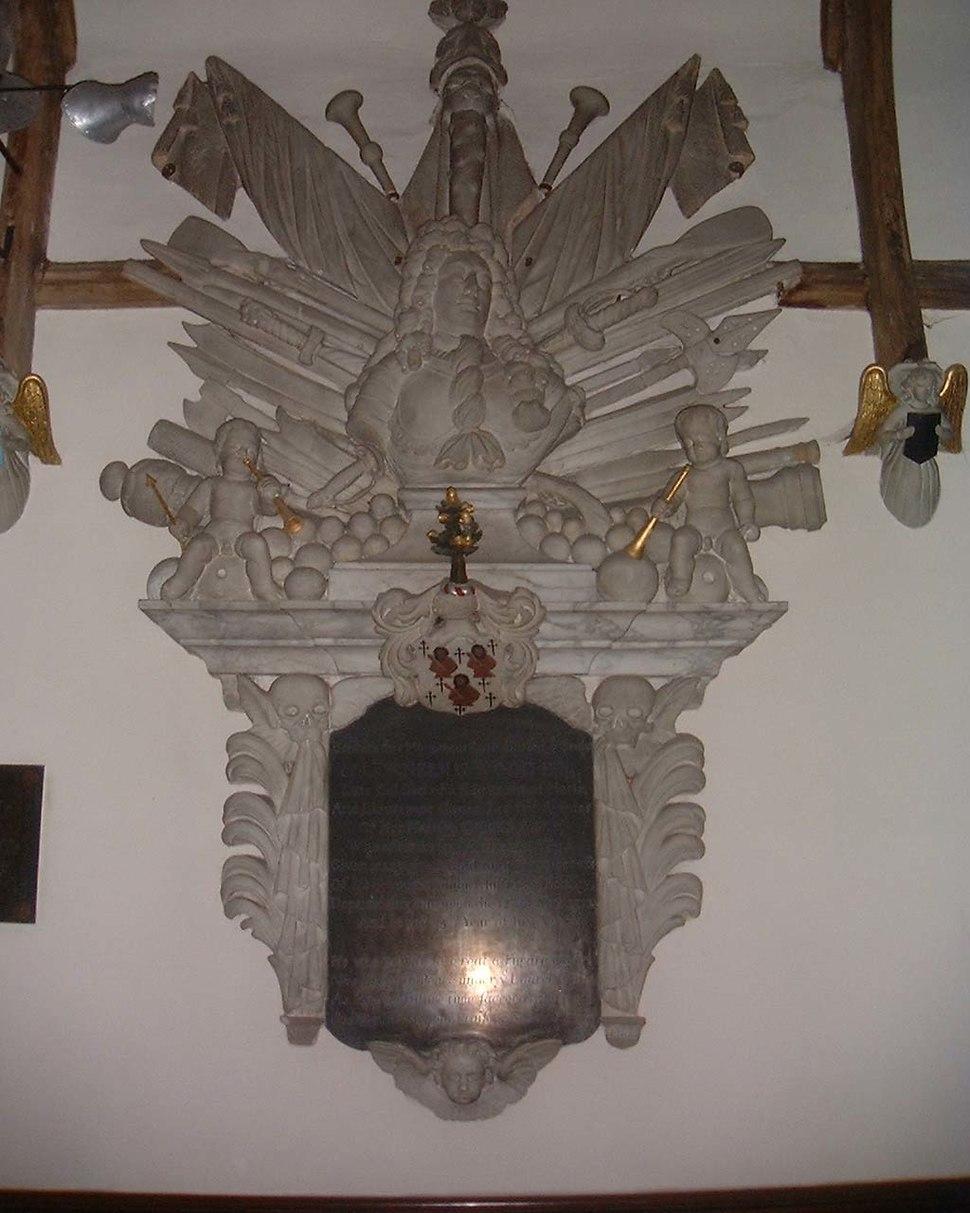 Cornelius wood memorial St leonards bucks