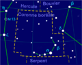 Corona borealis constellation map-fr.png