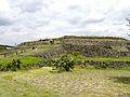 Costado, Pirámide Cuicuilco.jpg