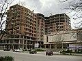 Costruzione palazzo in Albania - Lushnje - 2008 - panoramio.jpg