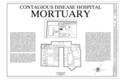 Cover Sheet - Ellis Island, Contagious Disease Hospital Mortuary, New York Harbor, New York, New York County, NY HABS NY-6086-N (sheet 1 of 2).png