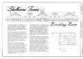 Cover Sheet - Shelburne Farms, Breeding Barn, 1611 Harbor Road, Shelburne, Chittenden County, VT HABS VT-128-A (sheet 1 of 16).png