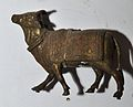 Cow - Bronze - Circa 18th Century CE - ACCN 50-4888 - Government Museum - Mathura 2013-02-24 6533.JPG