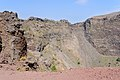 Crater rim volcano Vesuvius - Campania - Italy - July 9th 2013 - 01.jpg