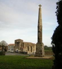 croix de cimetière de Saint-Christophe-sur-Roc