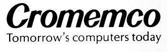 Cromemco - Cromemco logo (1983)