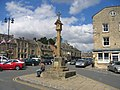 Cross and Sundial, Stow-on-the-Wold - geograph.org.uk - 36087.jpg