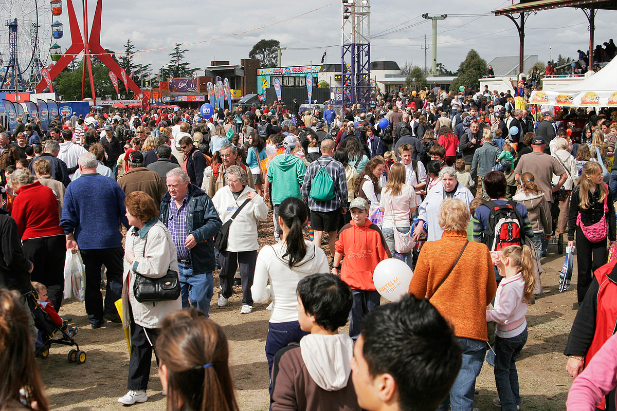 Royal Melbourne Show -...
