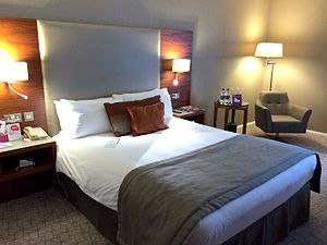 Crowne Plaza - A room at Crowne Plaza London Docklands