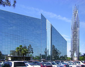 Crystal Cathedral with Spire.jpg