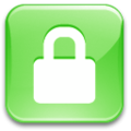 Crystal Clear action lock4.png