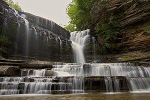 Cummins Falls State Park - Image: Cummins Falls by Brenton Rogers 04