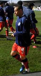Curtis Weston English footballer