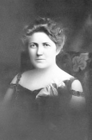 Cynthia May Alden - circa 1908