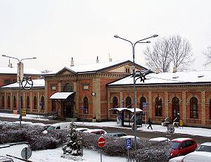 Košice–Bohumín Railway - Český Těšín railway station