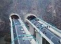 Dölzschener Tunnel einfahrt an der Weißeritztalbrücke.jpg