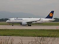 D-AIZP - A320 - Lufthansa