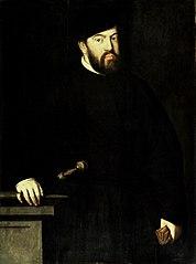 Retrato del rey Juan III de Portugal