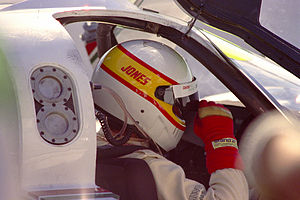 Tom Walkinshaw Racing - Davy Jones in XJR-10, 1990, Del Mar