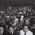 DELEGATES ATTENDING THE ELECTED ASSEMBLY IN JERUSALEM. צילום כללי של המשתתפים בדיונים של אספת הנבחרים הרביעית בירושלים.D836-080.jpg