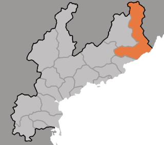 Tanchon Municipal City in South Hamgyong Province, North Korea