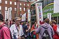 DUBLIN 2015 LGBTQ PRIDE FESTIVAL (PREPARING FOR THE PARADE) REF-106206 (19029468508).jpg