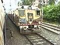 Dadar local 12 coach old rake.jpg
