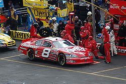 Dale Earnhardt Jr car2006.jpg