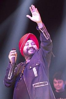 Daler Mehndi Indian singer